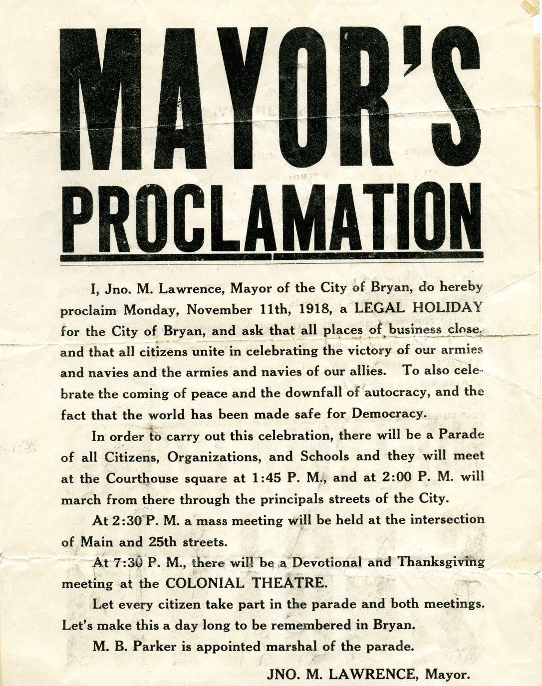 Armistice March 1919004